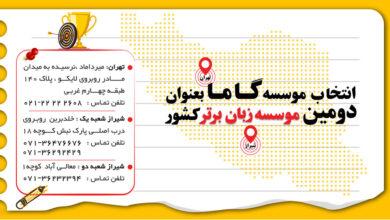 تصویر از لیست بهترین آموزشگاه های زبان شیراز | آموزشگاه زبان چینی شیراز | آموزشگاه زبان روسی شیراز