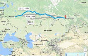 novosibrsk university distance