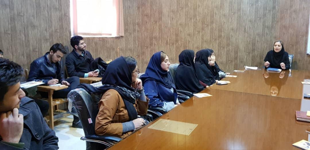 کلاس وکالت بوشهر